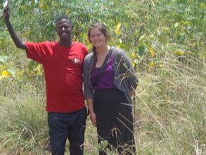 Farley, GG representative in plantation area