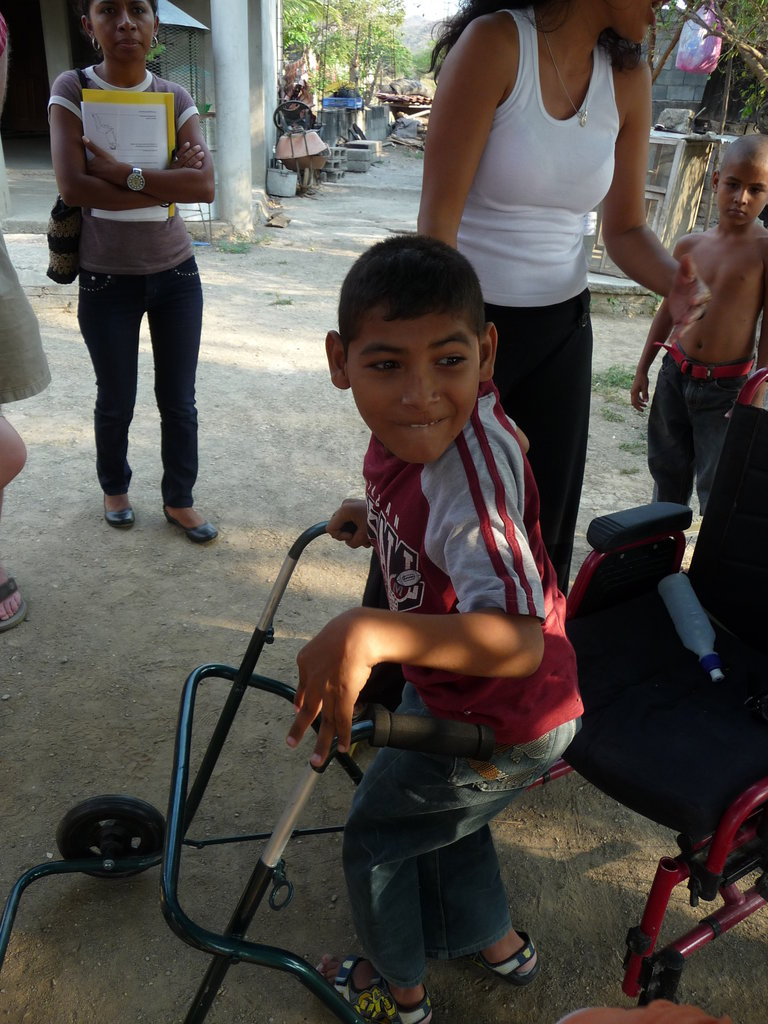 Support our school for the disabled in Nicaragua