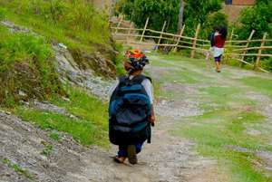 Peace School: Give Normalcy Back to Nepal Youth