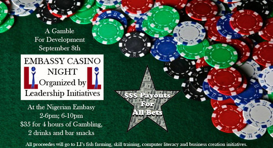 LI Casino Night more info at www.LICasinoNight.com