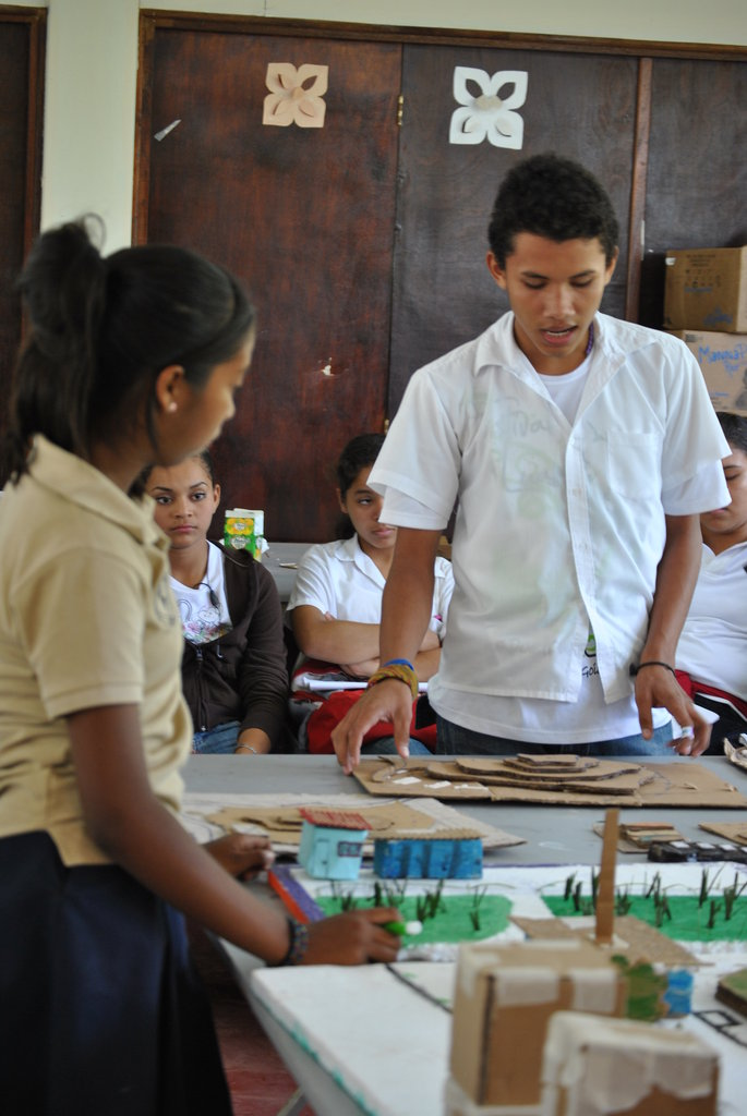 Secondary Rural Education-742 youths in Nicaragua