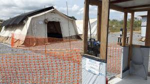 Cholera Treatment Center in Juba