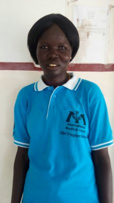 Lucia - Gender-Based Violence Case Worker