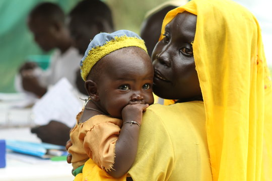 A Healthier Future for South Sudan's Families - Give Relief