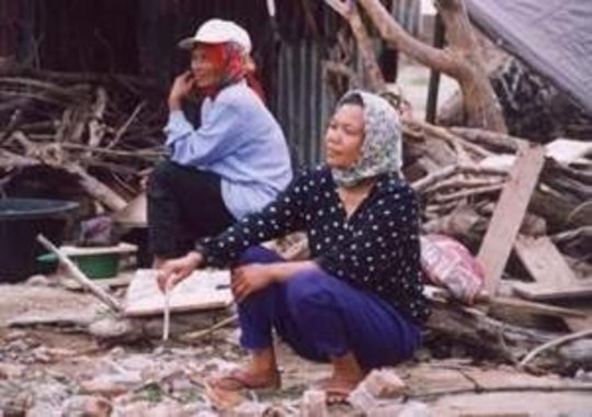 Village Business Skills for Tsunami Victims