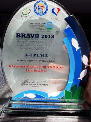 Kayreyna MPA is 2018 BRAVO Awardee