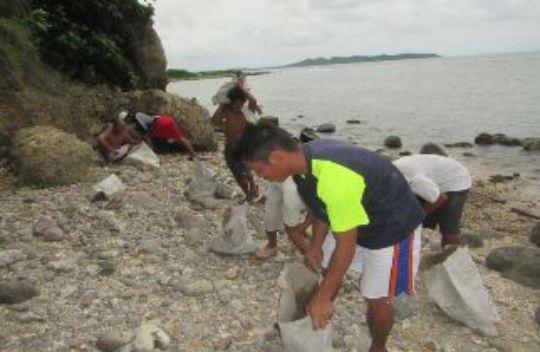 LFAI Members Assist in Material Preparations