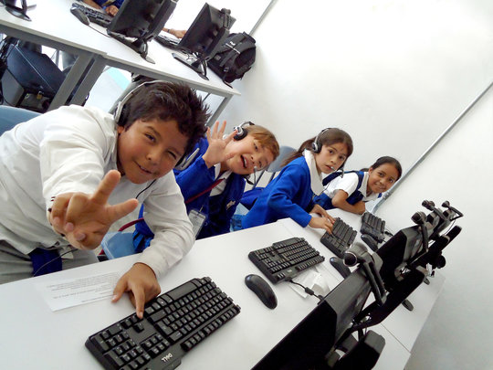 English course for 200 Mexican aspiring scientists