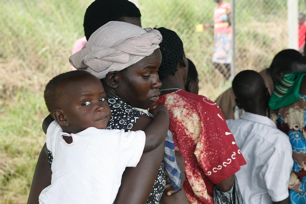 Sensitizing 170 Gulu Women/men on Family Planning