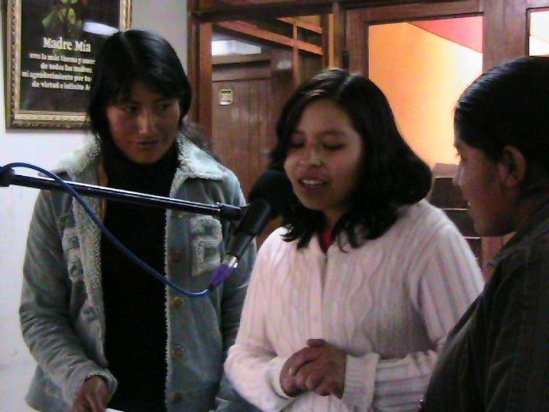Support Indigenous Women's Radio