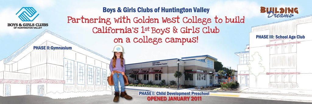 Build a Boys & Girls Club for at-risk kids in CA