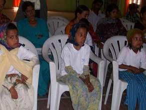 Anjli and ankita