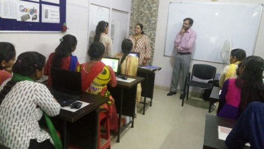 Guest Lecture for Vocational Course students