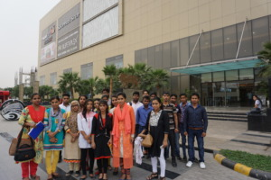 Orientation Visit for Smile Step courses Students