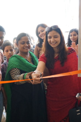 Inauguration - Skill Centre for Specially abled