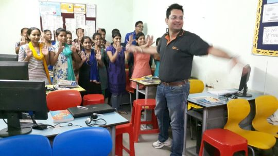 Guest Lecture for Skill Centre Students