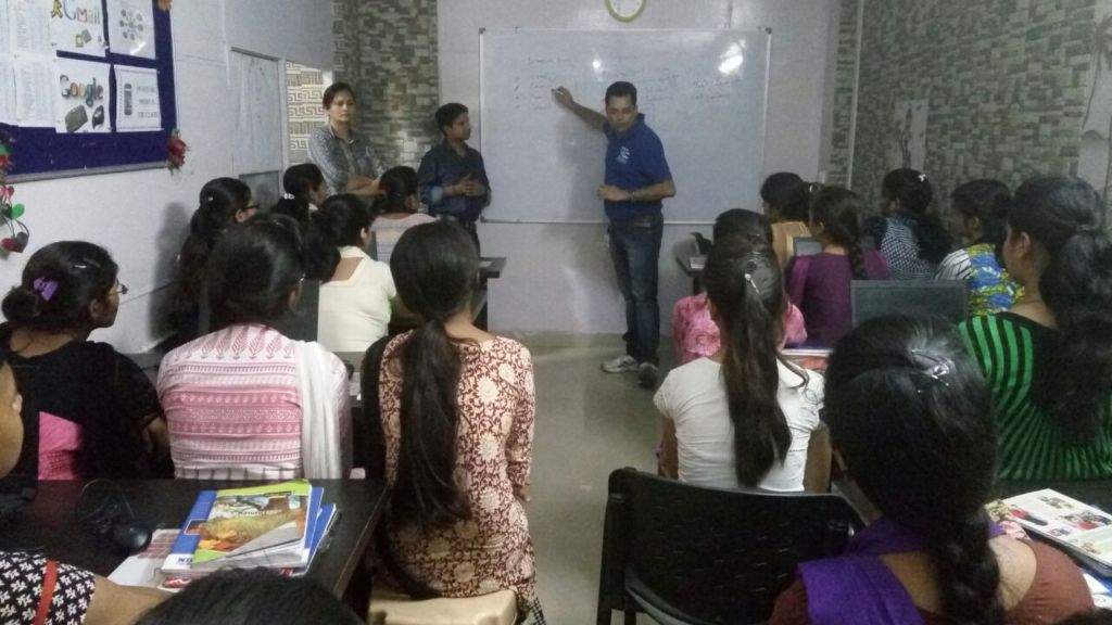 Guest Lecture for Students at the SWEEP Centre