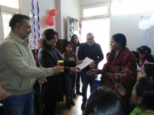 Certification Ceremony Women Empowerment Program