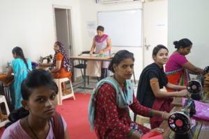 Empowering Women Thru Tailoring Skills
