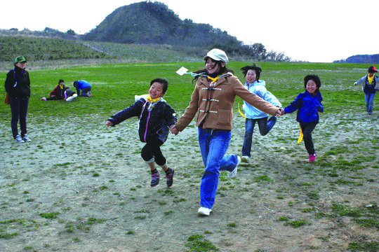 Bring smiles to 500 children of Fukushima