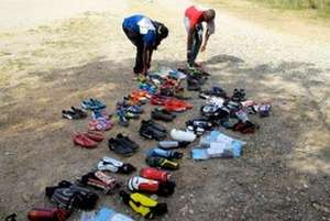 Cleat distribution