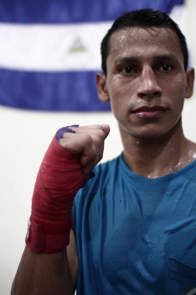 Boxing for Impoverished Communities in Nicaragua