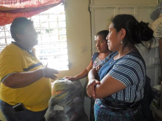 Shelter coordinator asks for empowerment training