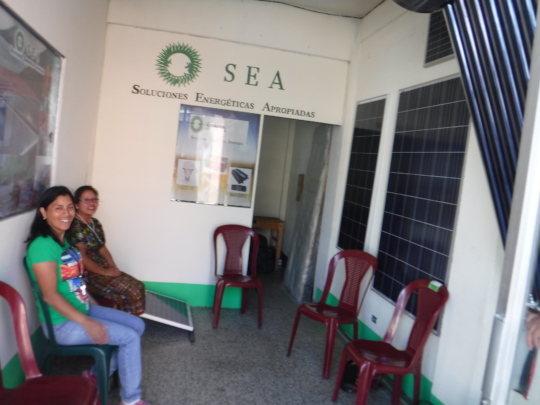 Women-owned solar business is 6 years old, 2018