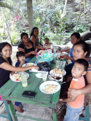 Group Lunch to celebrate the new year