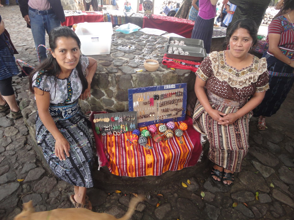 Aracely and Juana: Teachers and Entreprenuers
