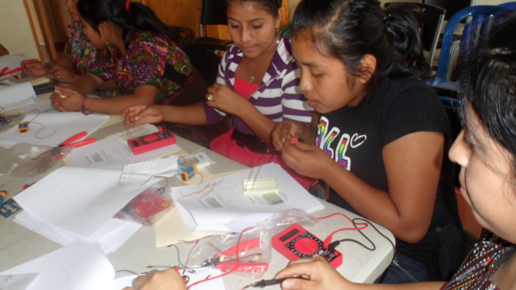"""""""Circuits and Solar"""" Workshop 2"""