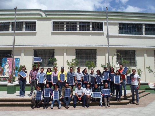 University Circuits and Solar Graduates