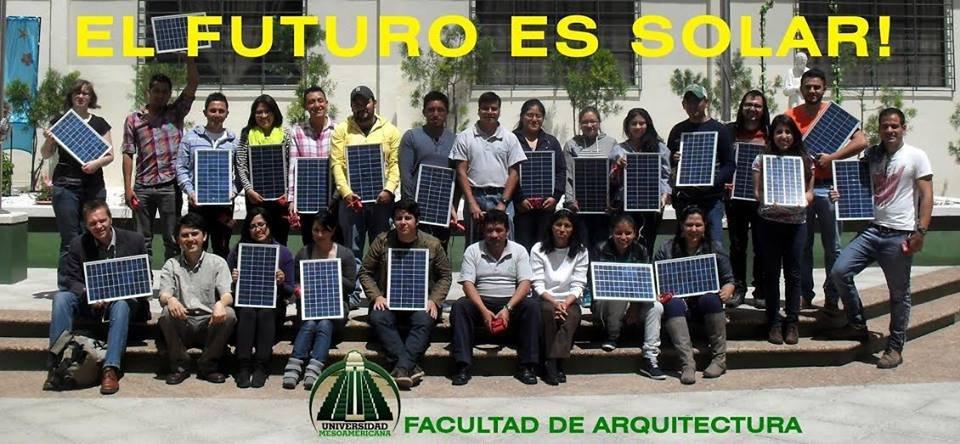 GlobalGiving subsidizes University Solar Class