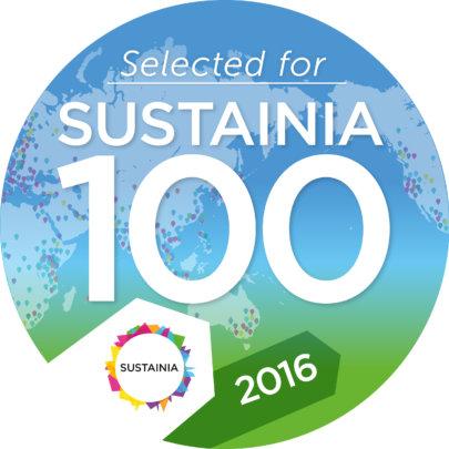 Sustainia 100 Logo