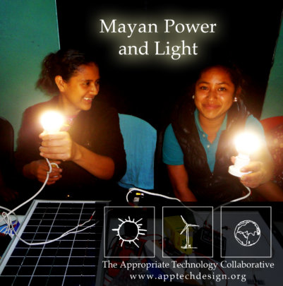 Analy and Lidia Celebrate in Solar Class