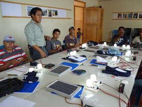 Teaching Circuits and Solar