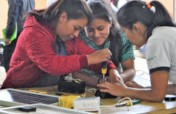 Teach Guatemalan Women Solar & Create Green Jobs
