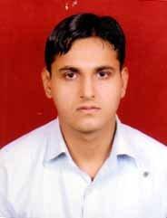 Mr. Harsh Kumar, Scholarship awardee