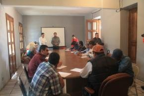 Community workshops for new protected area
