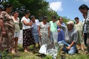 Tech. Coord. Enrique Cisneros training in Tabasco