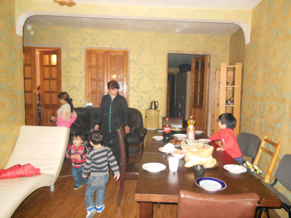 Nino and Mkurnali children