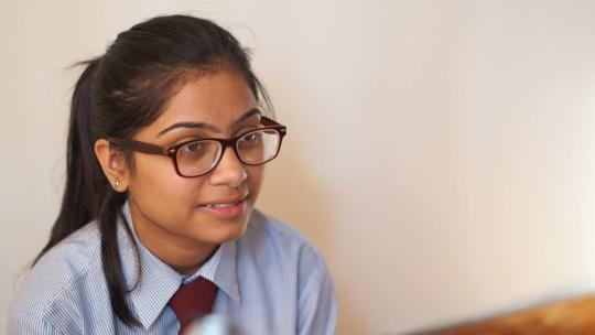 Participant in Program