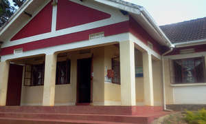 Our New Building in Rukungiri