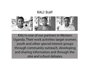 The Face of Community Development Work in Kasese