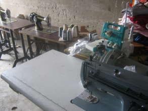 Donated equipment