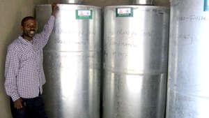Munkunyu bean bulking to help get better prices