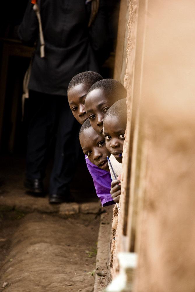 FCDE NGO Partner RRHS Health Clinic - Curiosity