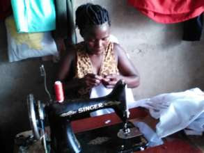 Training at Agape of Hope
