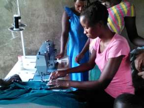 Sewing Training