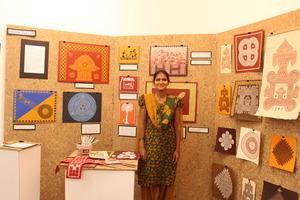 Radha's Exhibit